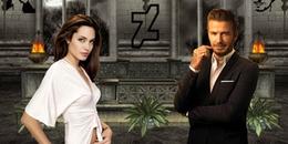 """""""Chứng nào tật nấy"""", Angelina Jolie lại quyến rũ đàn ông đã có vợ, lần này là David Beckham?"""