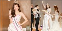 Người đăng quang chưa kịp nhớ tên, đại diện Việt Nam lại đoạt vương miện Hoa hậu
