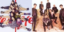 ONCE tố EXO-L 'chơi bẩn', cố tình... nghe nhạc của idol mình để chặn TWICE xác lập kỷ lục mới