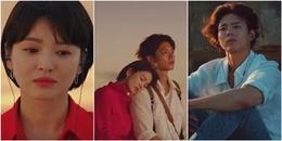 Ngây ngất với vẻ đẹp và sự ngọt ngào của Park Bo Gum - Song Hye Kyo trong loạt 3 teaser Encounter