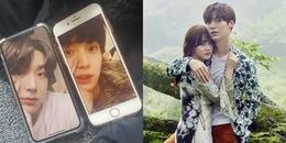Ahn Jaehyun cuồng vợ có tiếng nhưng Goo Hye Sun cũng mê chồng không kém và đây là bằng chứng