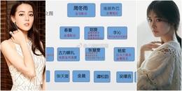 Mất vai vào tay Dương Mịch, Địch Lệ Nhiệt Ba dẫn đầu lượt bình chọn mỹ nhân tại Trung Quốc