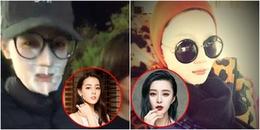 Thay vì bắt chước Phạm Băng Băng, Địch Lệ Nhiệt Ba nên xem loạt bí quyết đắp mặt nạ đúng cách này