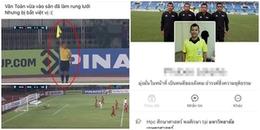 Nóng: Tìm ra danh tính trọng tài người Thái cướp mất chiến thắng của đội tuyển Việt Nam