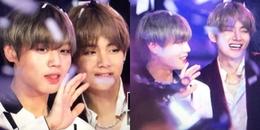 Fanboy đẳng cấp của V (BTS): Đẹp trai không góc chết, vừa thắng Daesang danh giá chẳng kém idol