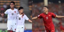 Tiền đạo ĐT Việt Nam tự tin trước cuộc đối đầu với ĐT Myanmar