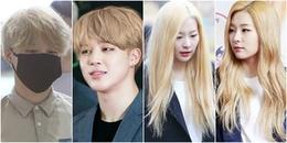 Chỉ với động tác thay đổi kiểu tóc nhè nhẹ, dàn idol Kpop đã 'đốn gục' tim fan như thế này