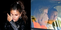 Nằm trên giường bệnh, Selena Gomez vẫn lo lắng khi nhìn thấy Justin Bieber bật khóc vì mình?