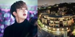 Sau J-Hope (BTS), Jin khoe độ giàu có khi mạnh tay mua căn hộ triệu đô