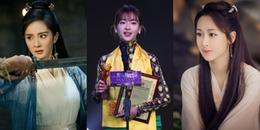 Ngô Cẩn Ngôn vượt mặt Dương Mịch - Dương Tử giật giải Diễn viên cổ trang xuất sắc nhất Hoa Đỉnh
