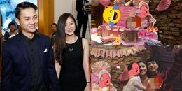 Hoài Lâm lần đầu tiên xuất hiện cùng bạn gái sau tuyên bố giải nghệ, đáng chú ý là bé gái 1 tuổi
