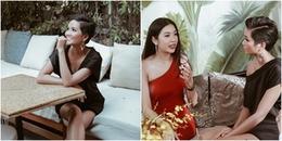 Á hậu Thúy Vân chia sẻ bí kíp gì cho H'Hen Niê trước thềm Miss Universe 2018?