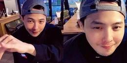 G-Dragon mũm mĩm sau vài tháng nhập ngũ khiến fan nhìn là muốn 'nựng' vì quá đáng yêu