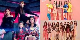 Dù là đối thủ nhưng TWICE và Red Velvet vẫn làm điều bất ngờ này cho BLACKPINK