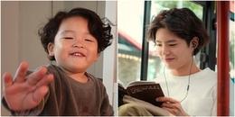 Tìm ra 'phiên bản nhí' của Park Bo Gum và đó lại chính là... cháu trai của Song Hye Kyo!