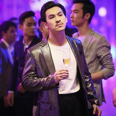 Hot boy đời đầu Thiên Minh ngẩn ngơ trước nhan sắc của Hồ Ngọc Hà
