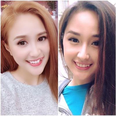 Bạn gái cũ Noo Phước Thịnh bất ngờ được đề cử trong hội chị em song sinh showbiz Việt