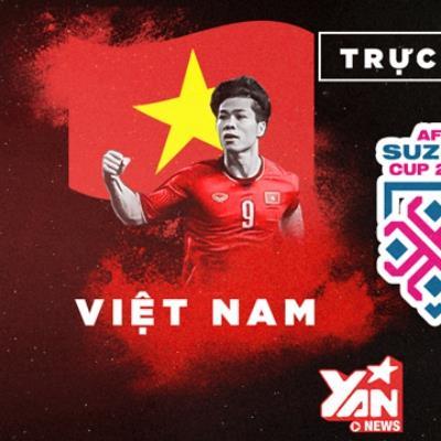 18:30 ngày 20/11, Myanmar – Việt Nam: Tấm vé đi tiếp và ngôi đầu bảng nằm trong tay thầy Park!
