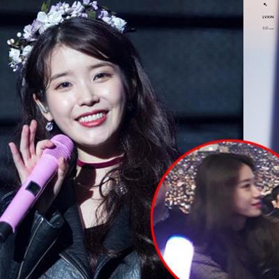 Jiyeon (T-ara) bất ngờ xuất hiện trong concert của IU, đập tan nghi vấn tình bạn tan vỡ vì scandal?
