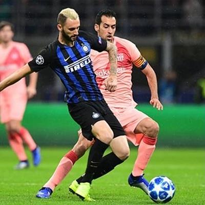 Highlights Inter Milan - Barcelona: