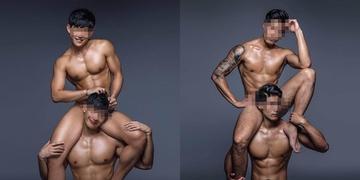"""Thêm một bộ """"ảnh nóng"""" của cặp đôi đồng tính bị lộ, CĐM ngán ngẩm: """"Tưởng thế là hay"""""""