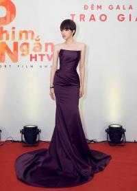 Không chỉ gầy 'trơ xương', Hoa hậu Hương Giang còn lạ lẫm với diện mạo mới