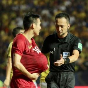 Trọng tài bắt chính trận Việt Nam - UAE mang lại tin vui cho thầy Park