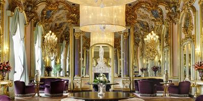 9 khách sạn sang trọng bậc nhất châu Âu ai cũng muốn một lần đặt chân đến