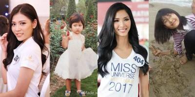 """Dàn người đẹp vào Chung kết Hoa hậu Hoàn vũ Việt Nam 2017, ai """"dậy thì"""" thành công nhất?"""