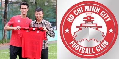 CLB HCM thanh lý hợp đồng với cựu tiền vệ Man United