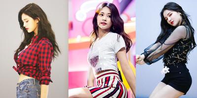 """Thân hình quyến rũ của dàn idol """"em chưa 18"""" đủ sức đương đầu với đàn chị Kpop"""