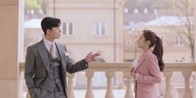 """""""What's Wrong With Secretary Kim?"""" hé lộ trailer mới"""