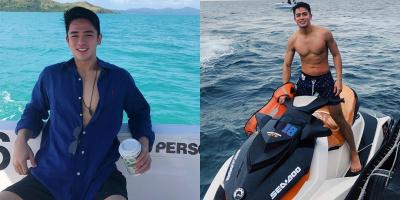 """Chàng mẫu Philippines được ví """"đẹp như một vị thần"""", cứ gặp biển là khoe 6 múi"""
