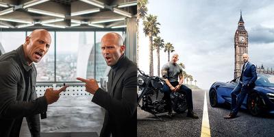 The Rock và Jason Statham sẽ chia tay Fast & Furious vì bận đánh nhau trong phim khác?