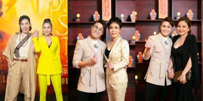 """Dàn sao Việt tấp nập đến chúc mừng bộ phim """"Pháp Sư Mù"""" của Huỳnh Lập"""
