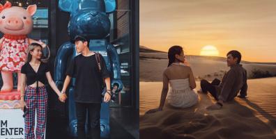 Cặp đôi người Việt đi du lịch: Đi đến đâu cũng có ảnh chất như phim