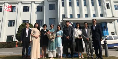 Fans hào hứng khi Á hậu Trúc Diễm trở thành đại sứ du lịch tại Hàn Quốc