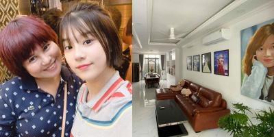 Biệt thự tiền tỉ hoành tráng của mẹ Hoàng Yến Chibi sở hữu