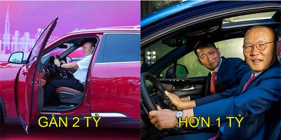 Bộ sưu tập xe ông Park được tặng sau 2 năm dẫn dắt đội tuyển Việt Nam