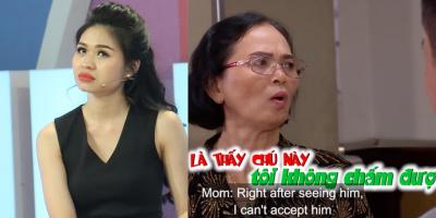 Lê Lộc choáng váng trước phát ngôn của bà mẹ kén rể cho con ở gameshow