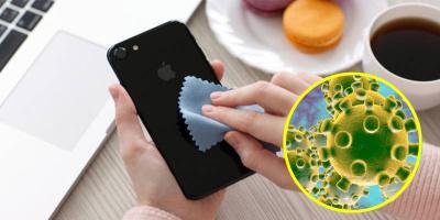 Virus Corona có thể tồn tại tới 4 ngày trên bề mặt điện thoại di động