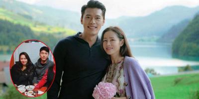 """Hyun Bin và Son Ye Jin cùng bí mật đi ăn, fan sung sướng """"đẩy thuyền"""""""