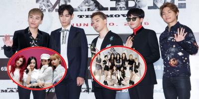 Những nhóm nhạc bị Knet chê bai nhưng vẫn nổi tiếng, 3/5 là idol YG