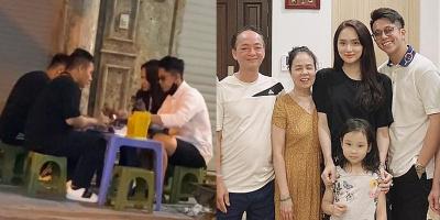 Hương Giang dẫn Matt Liu đi ăn quán vỉa hè ở Hà Nội