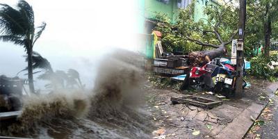 Biển Đông đối mặt bão mạnh mới tên Goni, có thể ảnh hưởng miền Trung