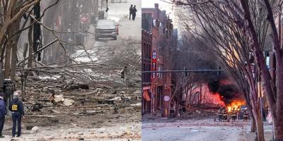 Thêm nhiều hình ảnh về thảm họa kinh hoàng ngày Giáng Sinh ở Mỹ