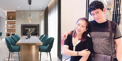 Sau biệt thự triệu đô ở Đà Lạt, Kiều Linh khoe căn hộ xa hoa Sài Gòn