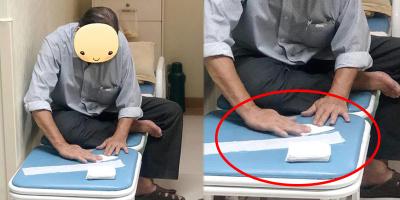 Bất ngờ trước lí do cụ ông ngồi góc phòng bệnh viện xếp giấy mỗi ngày