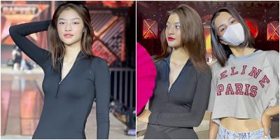 Kiều Loan bất ngờ xuất hiện tại tổng duyệt Rap Việt Concert All-Star