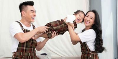 Lê Dương Bảo Lâm cạn lời khi con gái 3 tuổi đã quyết không lấy chồng